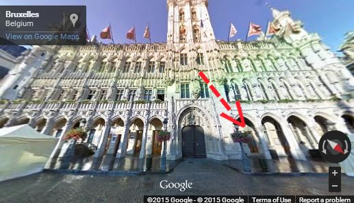 Grand Place Brussels picture