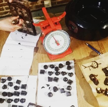 Belgian Chocolate Workshop - Make your own Belgian